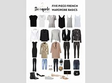 Minimalist French Clothing For Women