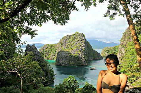 Coron Palawan Kayangan Lake And Its Beauty Living In