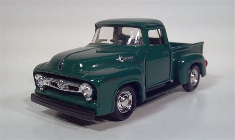 road champs  ford  pickup truck diecast  scale