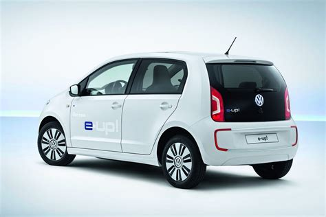 2014 volkswagen e up fully electric car officially debuts