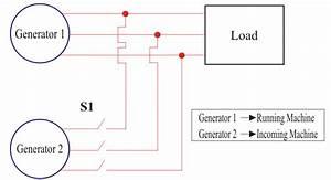 Generators In Parallel Circuit Diagram