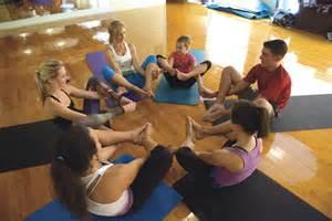 Teen Girls Yoga Class