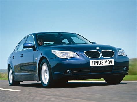 2005 Bmw 530i Hp by Bmw 5 Series E60 Specs Photos 2003 2004 2005 2006