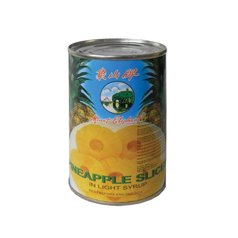 liroy bv  pineapple rings xg tin