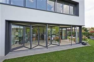 Falttüren Für Wintergarten : solarlux glas faltwand faltt ren faltfenster ~ Sanjose-hotels-ca.com Haus und Dekorationen