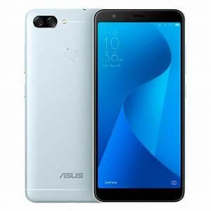 Celular Libre Asus Zenfone 4 Max Plus Plata Ds 4g Ktronix