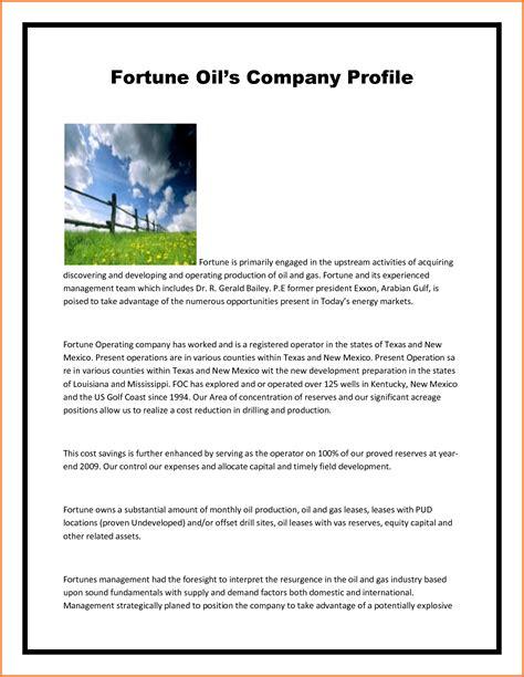 profile template 7 company profile exle pdf sle memo format 108164 png mughals