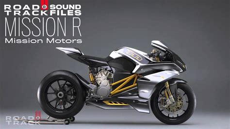 Hear The Race-bred Electric Superbike For