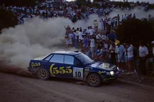 Subaru Legacy Rs  U2013 Colin Mcrae U2019s First Victorious Car