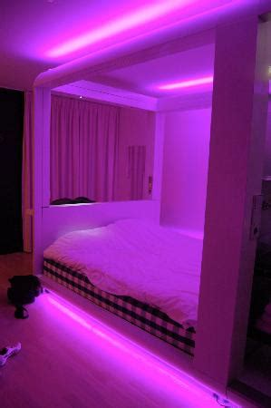 Neon Lights For Rooms by Southwark College Project 16 May 2010