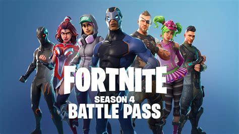 fortnite season 4 fortnite season 4 battle pass superheroes challenges