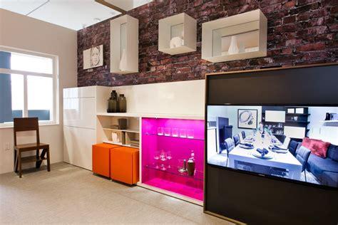 Interior Design Of Ny Micro-units