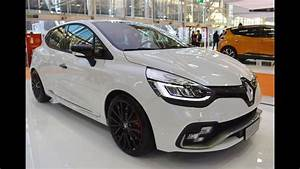 Renault Clio 2018 : 2018 renault clio rs facelift review youtube ~ Nature-et-papiers.com Idées de Décoration