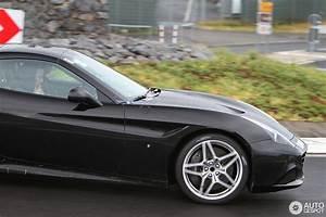 Nouvelle Ferrari Portofino : ferrari portofino mule 14 juillet 2017 autogespot ~ Medecine-chirurgie-esthetiques.com Avis de Voitures