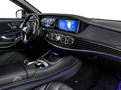The name pays homage to the past with a luxury brand. New 2020 Mercedes-Benz S-Class Maybach S 650 Sedan in # ...