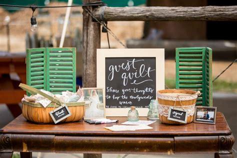 20 creative diy wedding guest book ideas diy