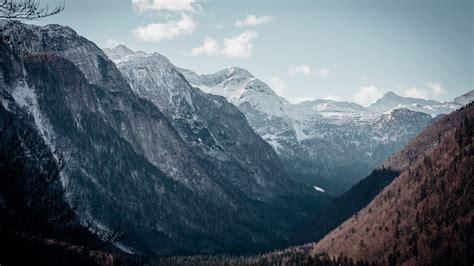 mountain peaks  wallpapers hd wallpapers id
