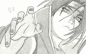 Drawings Of Naruto Characters Itachi | www.imgkid.com ...