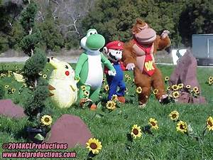 MASCOT Of The Day Nintendo Smash Bros Featuring