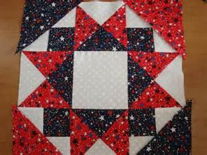 Free 12 Quilt Block Patterns Patriotic