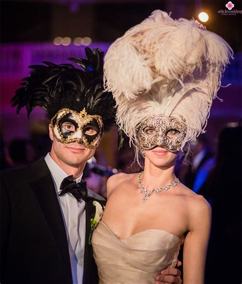 wedding  style masquerade theatricality  mystique