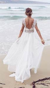 31 delicate and chic flowy wedding dresses weddingomania With flowy wedding dress