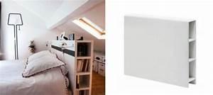 Dressing 2 Personnes : tete de lit demi cloison recherche google rangements chambre decor bunk beds et home decor ~ Melissatoandfro.com Idées de Décoration