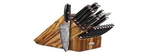 Best Kitchen Knife Set On The Market by The Best Sets Of Kitchen Knives 2019 Top 10 Knife Set