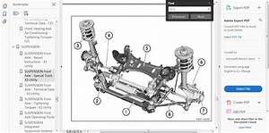 Workshop Manual Service  U0026 Repair Guide For Bmw X3 F25 2010