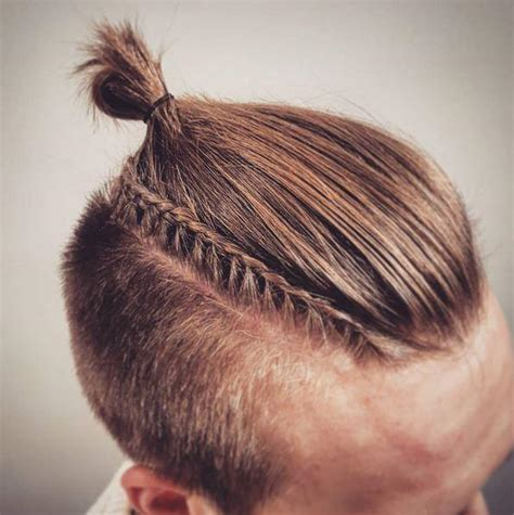 albums photos tendance les tresses pour homme ou le revival de la coupe viking s up