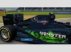 Fantasy Livery Mercedes