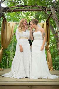 1854 best images about what to wear to your queer wedding With lesbian wedding dress