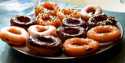 Doughnut Doughnuts Cliparts Yeast Clipart Wallpapers Sticking