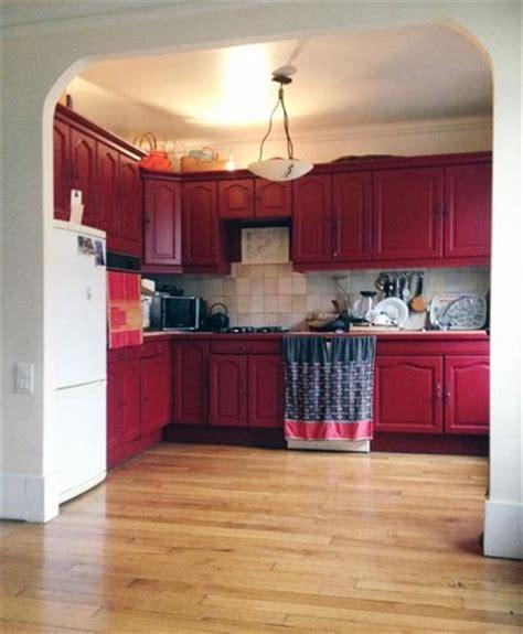 comment renover une cuisine en bois repeindre une cuisine 300 euros pour un relooking réussi