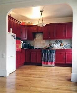 repeindre une cuisine 300 euros pour un relooking reussi With commentaire preparer une couleur de peinture 2 dans la couleur colleurs de couleurs les elaves du