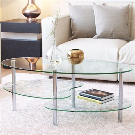 Ikea Glass Living Room Table by 15 Glass Coffee Tables To Display In Your Formal Living Room