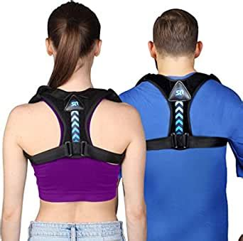 Amazon.com: Posture Corrector for Women and Men- Perfect ...
