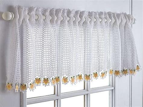 Free Drapery Patterns by 10 Beautiful Free Crochet Curtain Patterns Crochet