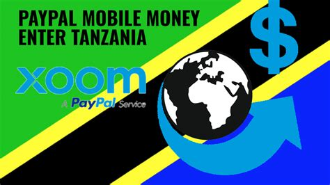 paypals money transfer service start  tanzania