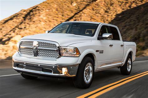 dodge ram  ecodiesel records  fuel economy rating
