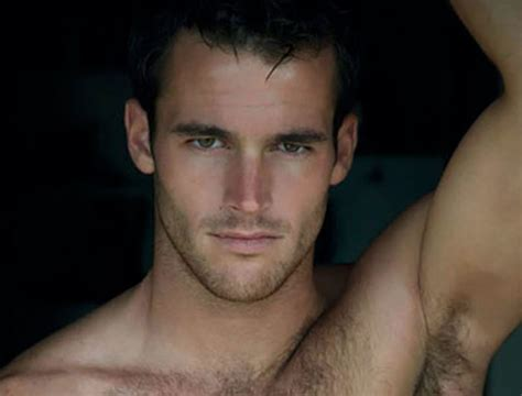 hunk of the week lance parker taylorstiff