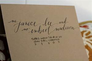calligraphy ampersandity With wedding invitation envelope addressing fonts