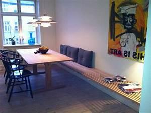 Eckbank Mit Rückenlehne Selber Bauen : esstisch mit sitzbank ~ Frokenaadalensverden.com Haus und Dekorationen
