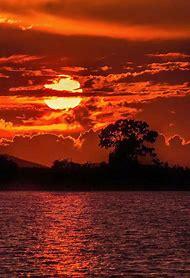 Beautiful Greece Sunset