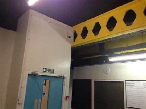 asbestos removal   darwin tower  university