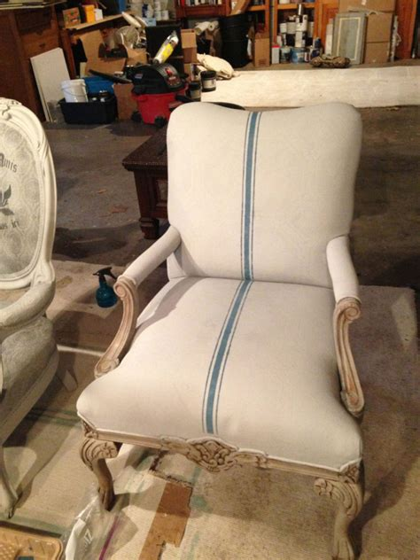 painting fabric  annie sloan chalk paint