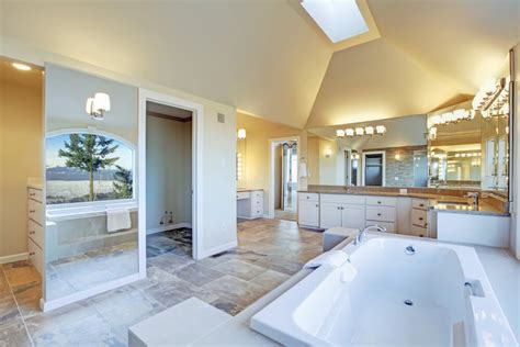 bathrooms   shaped vanities