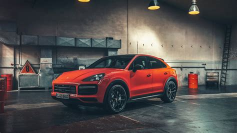 porsche cayenne turbo coupe wallpapers hd images
