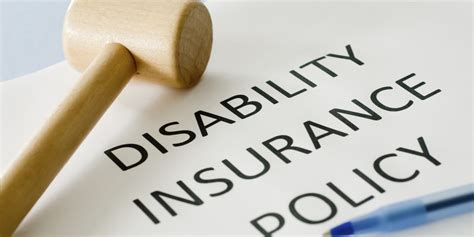 Getting It Wrong On Disability Insurance