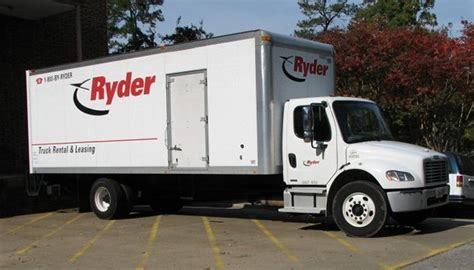 Best Rental 10 Best Moving Truck Rental Companies